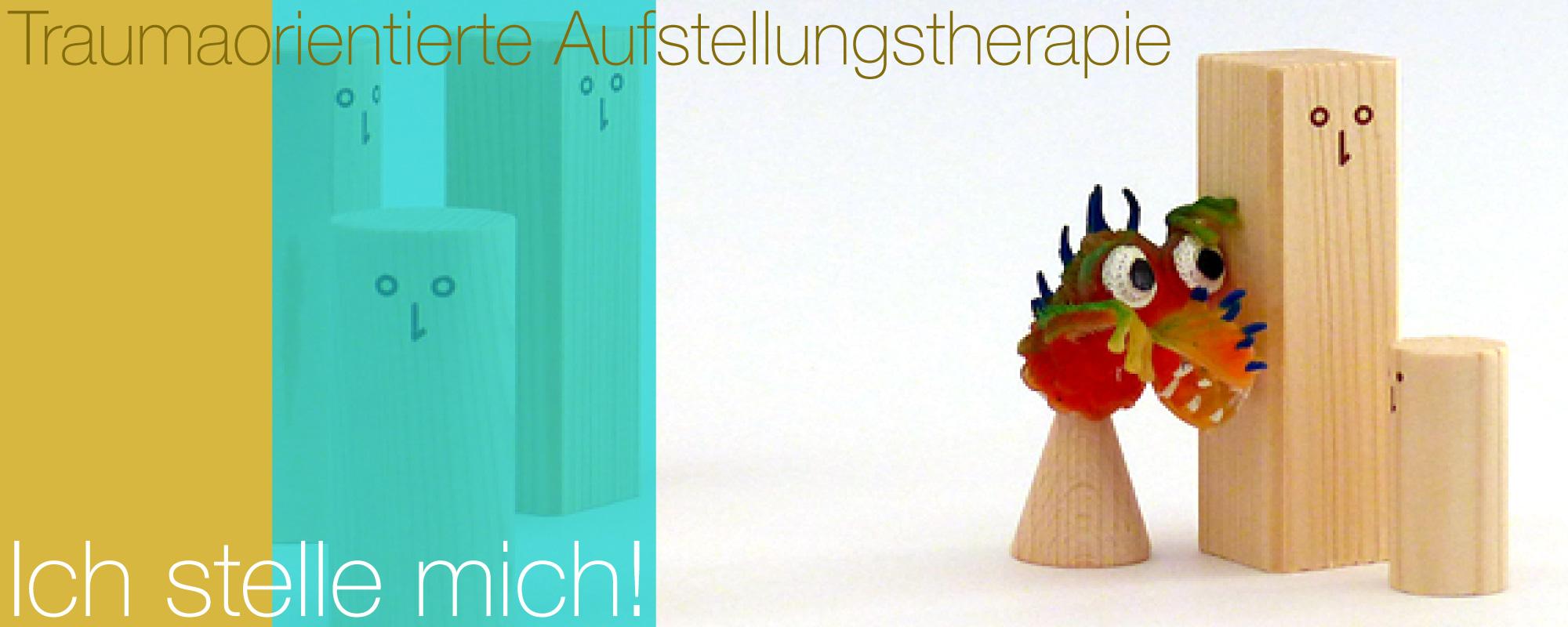 Traumaorientierte Aufstellungstherapie | Therapie im Zentrum für ganzheitliche Traumatherapie | Heilpraktikerin Petra M. Quack