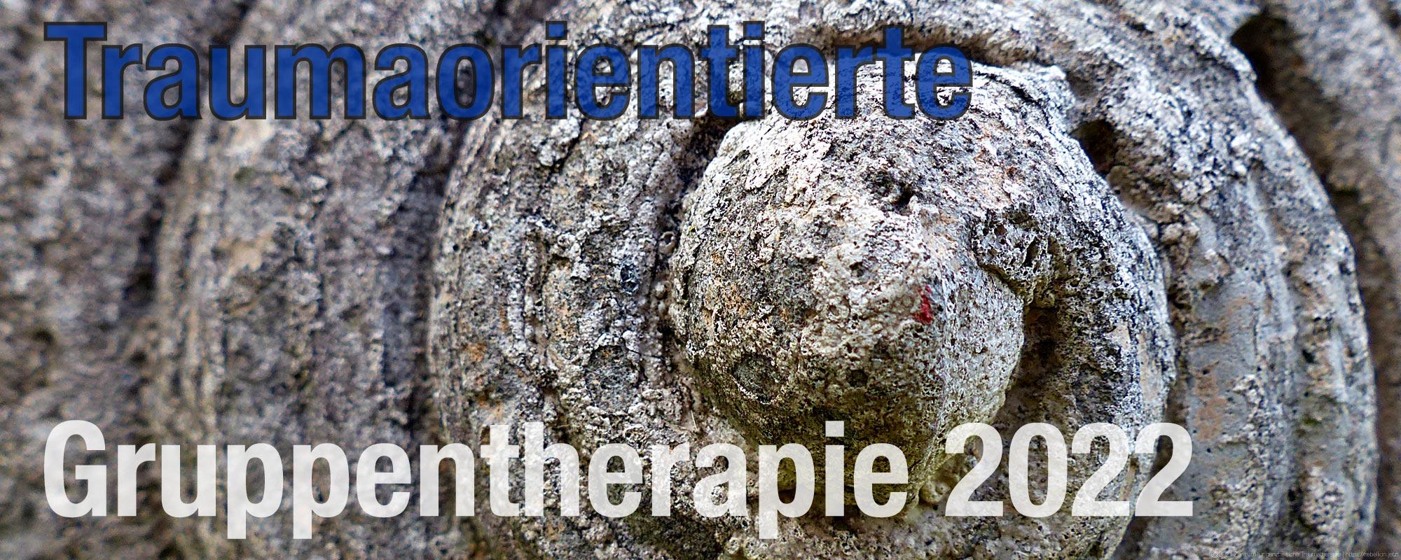 Traumaorientierte Gruppentherapie 2022 Rebellion Zentrum für ganzheitliche Traumatherapie